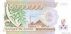 5000000 Zaïres ZAÏRE  1992 P.46a pr.NEUF