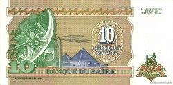 10 Nouveaux Makuta ZAÏRE  1993 P.49 SPL