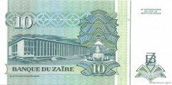 10 Nouveaux Zaïres ZAÏRE  1993 P.54 SPL