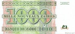 1000 Nouveaux Zaïres ZAÏRE  1995 P.66 NEUF