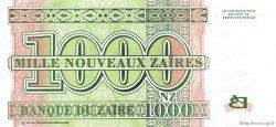 1000 Nouveaux Zaïres ZAÏRE  1995 P.67 NEUF