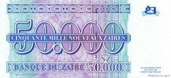 50000 Nouveaux Zaïres ZAÏRE  1996 P.74 pr.NEUF