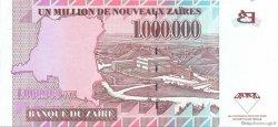1000000 Nouveaux Zaïres ZAÏRE  1996 P.79a NEUF