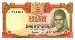 1 Kwacha ZAMBIE  1973 P.16a NEUF