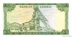 2 Kwacha ZAMBIE  1974 P.20a NEUF