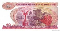 10 Dollars ZIMBABWE  1982 P.03c pr.NEUF