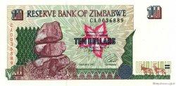 10 Dollars ZIMBABWE  1997 P.06 NEUF