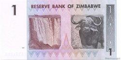 1 Dollar ZIMBABWE  2007 P.65 NEUF