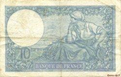 10 Francs MINERVE modifié FRANCE  1940 F.07.19 TB+