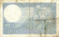 10 Francs MINERVE modifié FRANCE  1940 F.07.24 TB+