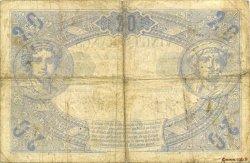 20 Francs NOIR FRANCE  1874 F.09.01 B