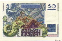50 Francs LE VERRIER FRANCE  1946 F.20.06 SUP+