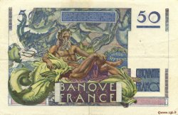 50 Francs LE VERRIER FRANCE  1947 F.20.07 SUP
