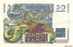 50 Francs LE VERRIER FRANCE  1950 F.20.15 SUP