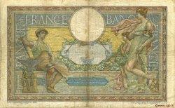 100 Francs LUC OLIVIER MERSON avec LOM FRANCE  1908 F.22.01 B+