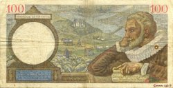 100 Francs SULLY FRANCE  1940 F.26.23 pr.TB