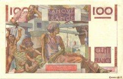 100 Francs JEUNE PAYSAN FRANCE  1946 F.28.11 SUP