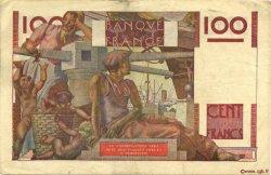 100 Francs JEUNE PAYSAN FRANCE  1948 F.28.18 TTB