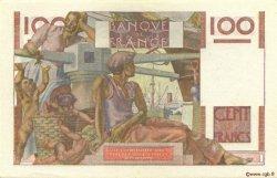 100 Francs JEUNE PAYSAN FRANCE  1951 F.28.30 NEUF