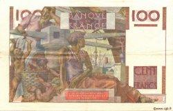 100 Francs JEUNE PAYSAN FRANCE  1954 F.28.41 pr.SUP