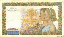 500 Francs LA PAIX FRANCE  1942 F.32.34 TTB