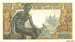 1000 Francs DÉESSE DÉMÉTER FRANCE  1942 F.40.08 TTB+