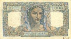 1000 Francs MINERVE ET HERCULE FRANCE  1946 F.41.15 TTB