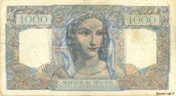 1000 Francs MINERVE ET HERCULE FRANCE  1946 F.41.17 TB+