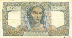 1000 Francs MINERVE ET HERCULE FRANCE  1949 F.41.28 TTB