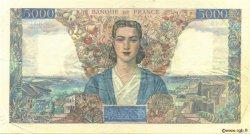 5000 Francs EMPIRE FRANÇAIS FRANCE  1945 F.47.43 SUP