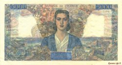 5000 Francs EMPIRE FRANÇAIS FRANCE  1946 F.47.52 pr.SPL