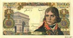10000 Francs BONAPARTE FRANCE  1956 F.51.03 TTB+