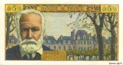 5 Nouveaux Francs VICTOR HUGO FRANCE  1963 F.56.14 TTB+