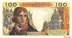 100 Nouveaux Francs BONAPARTE FRANCE  1959 F.59.03 TTB à SUP