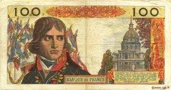 100 Nouveaux Francs BONAPARTE FRANCE  1960 F.59.07 TB