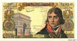 100 Nouveaux Francs BONAPARTE FRANCE  1961 F.59.11 TTB+
