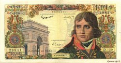 100 Nouveaux Francs BONAPARTE FRANCE  1961 F.59.12 pr.TTB