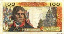 100 Nouveaux Francs BONAPARTE FRANCE  1962 F.59.18 TB