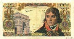 100 Nouveaux Francs BONAPARTE FRANCE  1963 F.59.20 TB à TTB