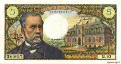 5 Francs PASTEUR FRANCE  1969 F.61.09 TTB+