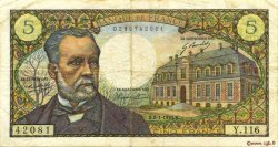 5 Francs PASTEUR FRANCE  1970 F.61.12 TB