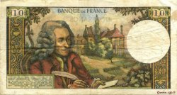 10 Francs VOLTAIRE FRANCE  1970 F.62.45 TB
