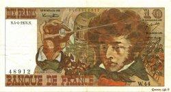 10 Francs BERLIOZ FRANCE  1974 F.63.04 TTB