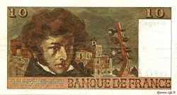 10 Francs BERLIOZ FRANCE  1974 F.63.04 TTB