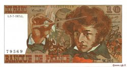 10 Francs BERLIOZ FRANCE  1975 F.63.11 pr.SPL