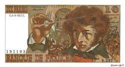 10 Francs BERLIOZ FRANCE  1977 F.63.21 NEUF