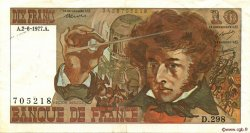 10 Francs BERLIOZ FRANCE  1977 F.63.22 TTB
