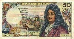 50 Francs RACINE FRANCE  1963 F.64.04