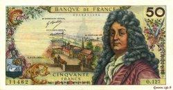 50 Francs RACINE FRANCE  1968 F.64.12 TTB