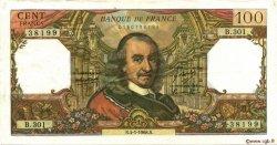 100 Francs CORNEILLE FRANCE  1968 F.65.20 SUP